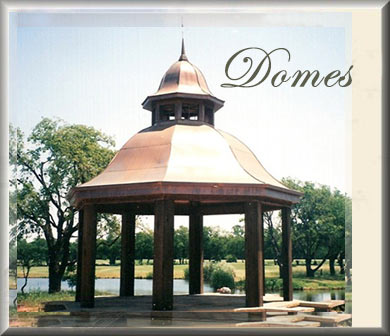 Copper Domes