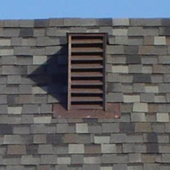 Copper Rectangular Roof Vent