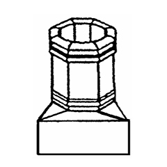 Square Chimney Pot Dimensions
