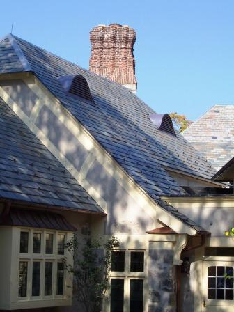 Copper Dormers