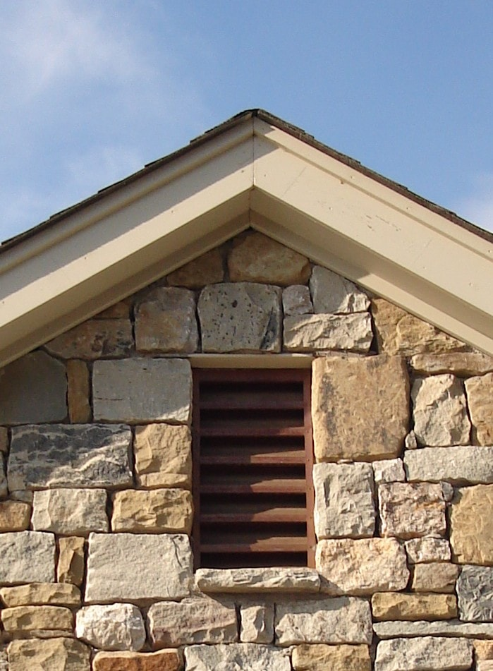 Rectangular Copper Louver