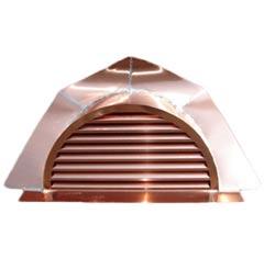 Copper Half Round Dormer